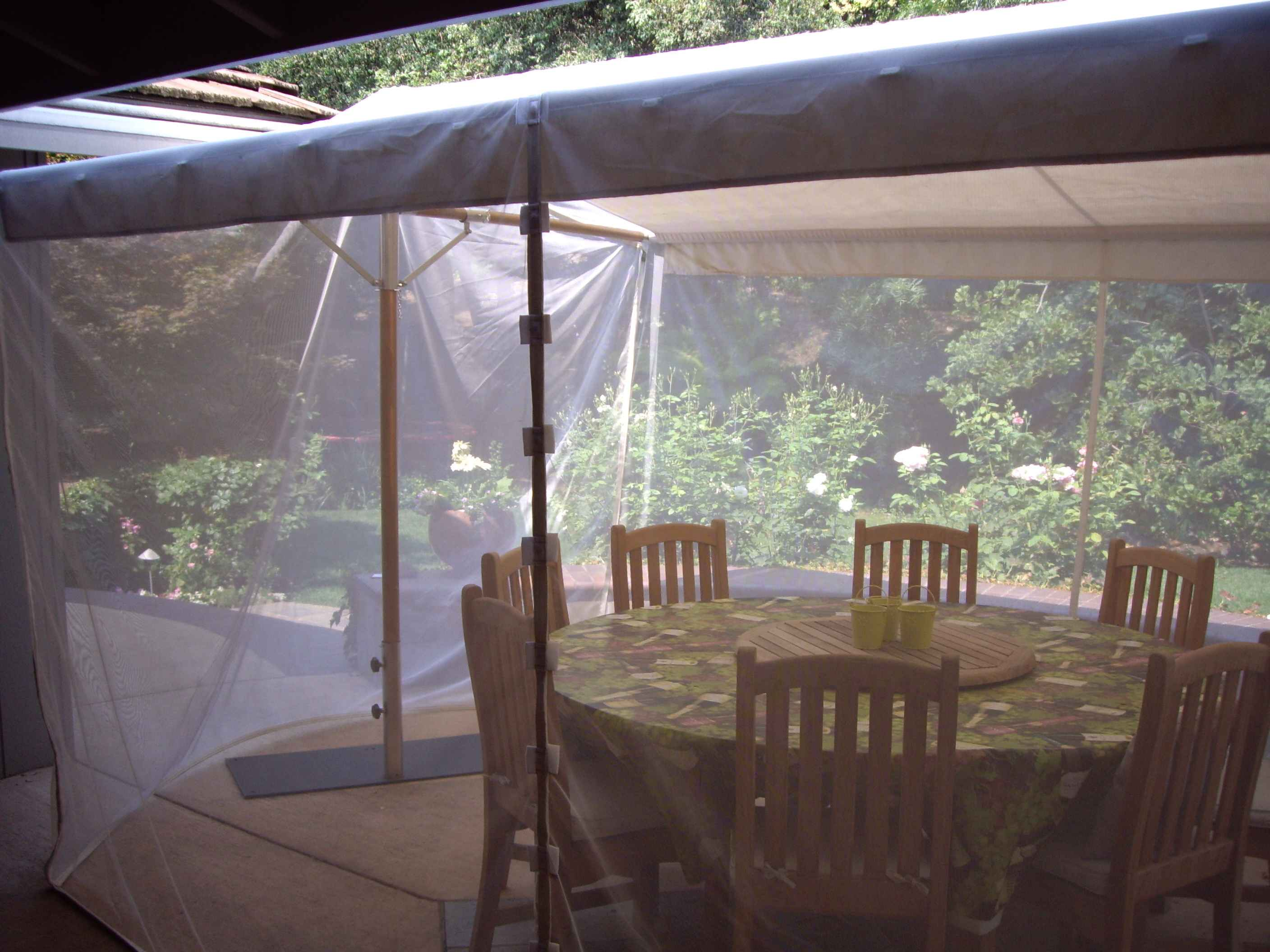 Mosquito Netting Curtains For Patio One White Mosquito Netting Curtain For Patio Or Bedroom