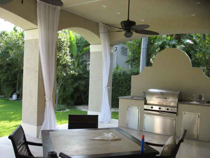 Outdoor Mosquito Netting Curtains Brilliant Patio With Regard To Idea 10  Source · Mosquito Netting Curtains And No See Um Netting Curtains