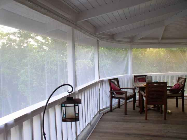 Patio Curtains Outdoor Waterproof